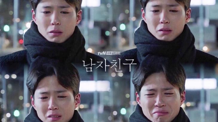 【パクボゴム】主演韓国ドラマ「ボーイフレンド 」15話あらすじ感想*ネタバレ