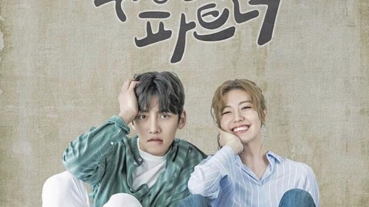 【チチャンウク】主演韓国ドラマ「怪しいパートナー」あらすじ感想レビュー*ネタバレなし